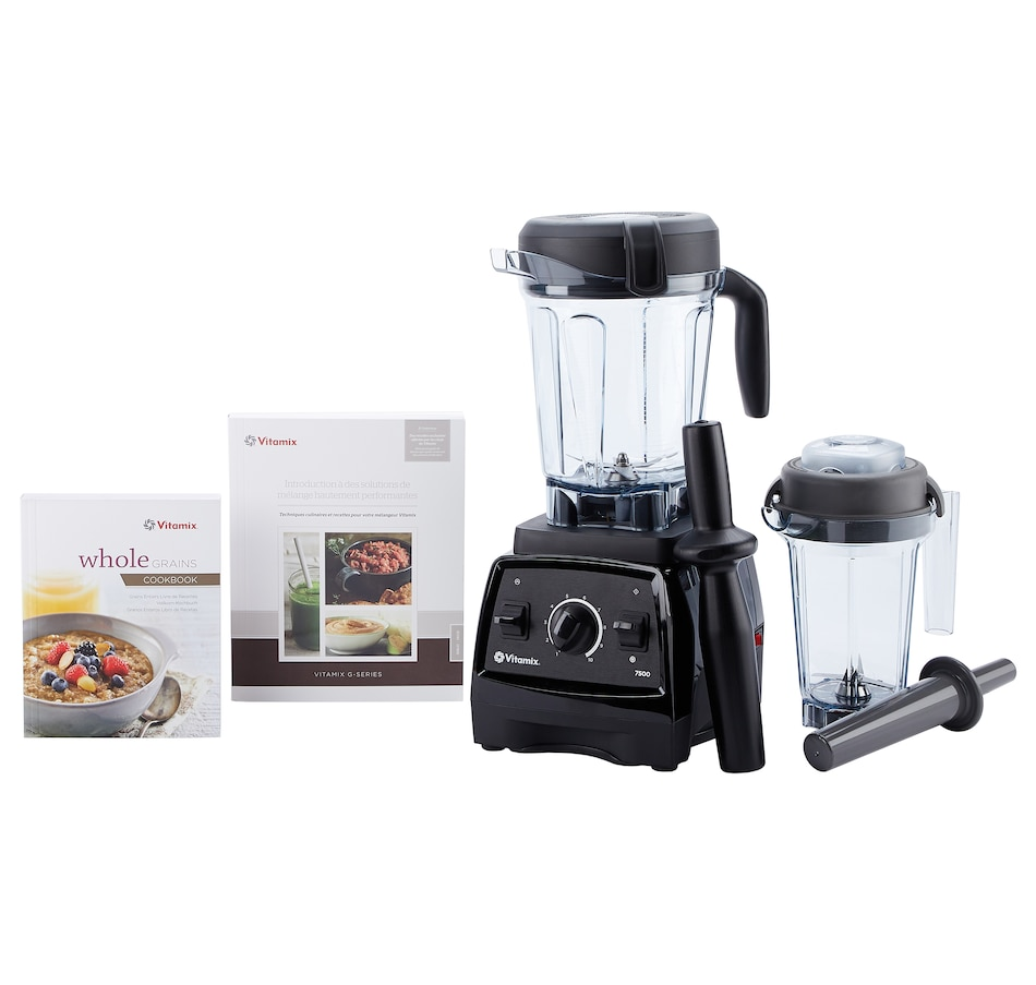 Image 553998_BLK.jpg , Product 553-998 / Price $629.00 , Vitamix 7500 Blender and Dry Grains Container from Vitamix on TSC.ca's Kitchen department