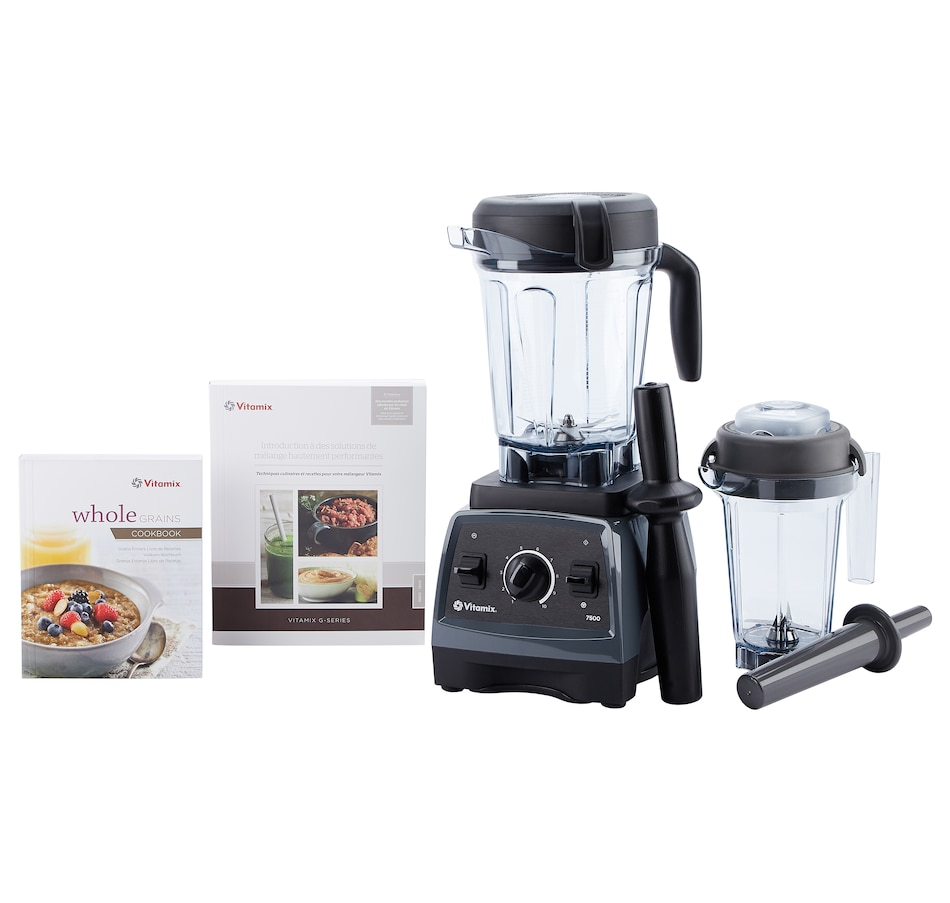 Image 553998_SLAT.jpg , Product 553-998 / Price $629.00 , Vitamix 7500 Blender and Dry Grains Container from Vitamix on TSC.ca's Kitchen department