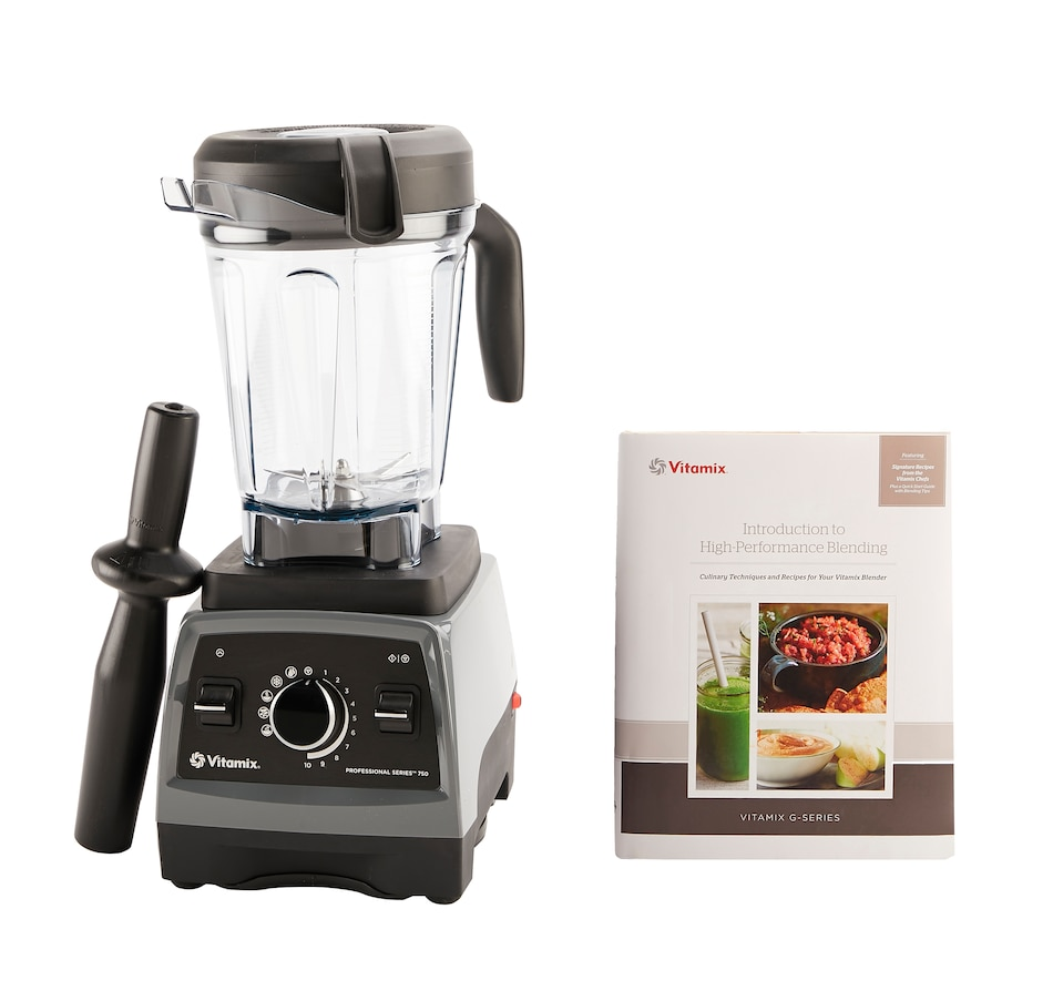 Image 554019_SLAT.jpg , Product 554-019 / Price $749.95 , Vitamix Professional Series 750 from Vitamix on TSC.ca's Kitchen department