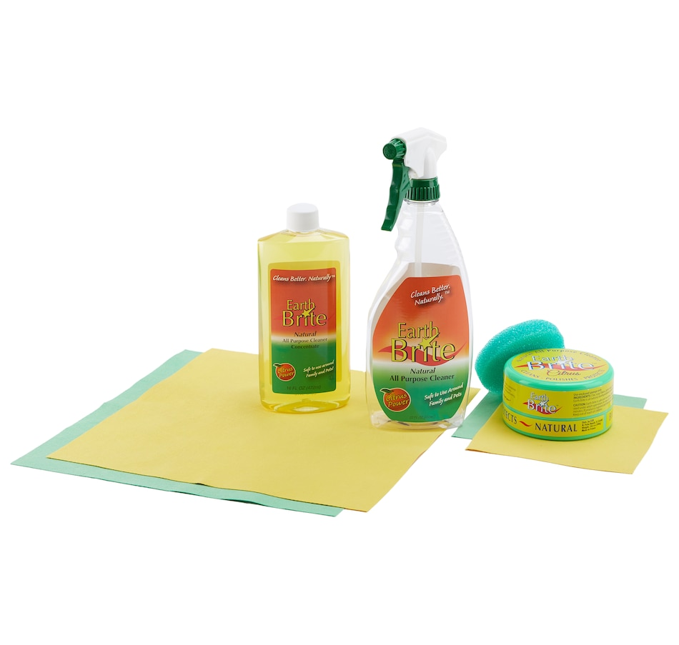 Image 554038.jpg , Product 554-038 / Price $24.95 , EarthBrite Citrus Cleaning Kit from Earth Brite on TSC.ca's Home & Garden department