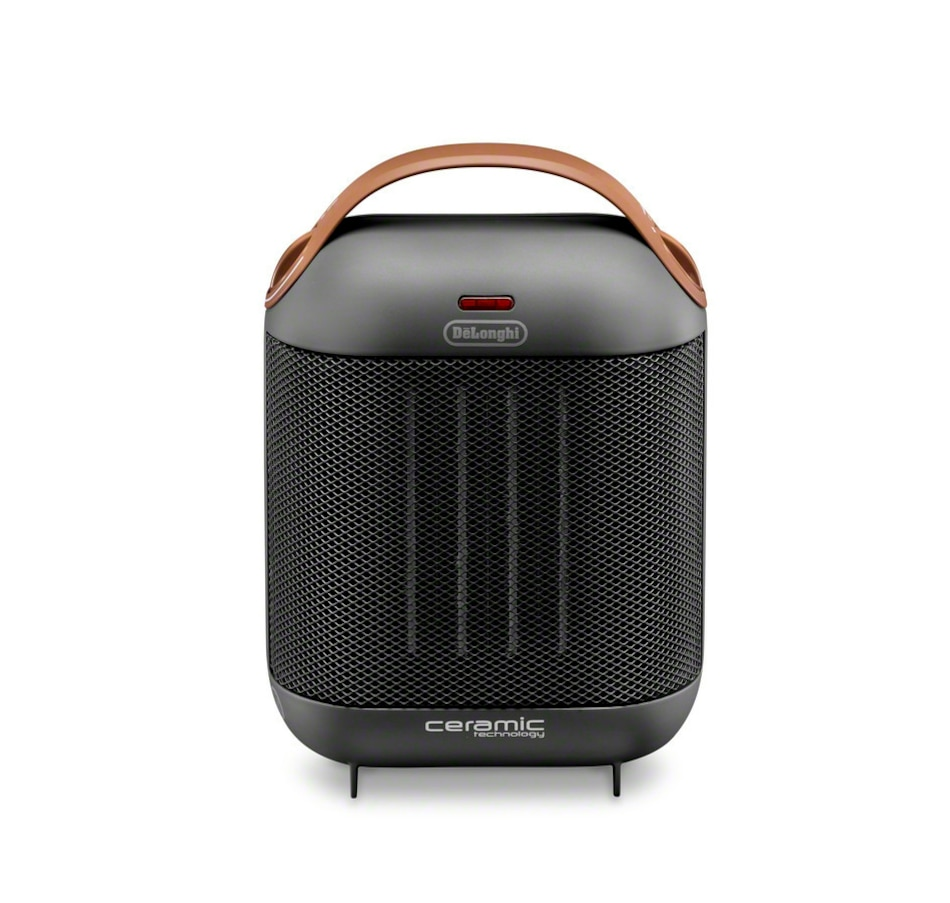 Image 554199_GRY.jpg , Product 554-199 / Price $59.99 , De'Longhi Capsule Compact Ceramic Heater from DeLonghi on TSC.ca's Home & Garden department