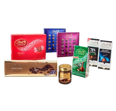Lindt Ultimate Holiday Gift