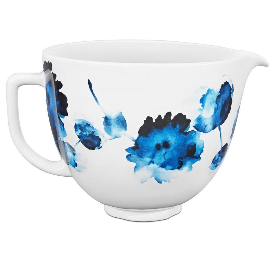 Image 554350.jpg , Product 554-350 / Price $99.99 , KitchenAid 5-Quart Watercolour Ceramic Bowl from KitchenAid on TSC.ca's Kitchen department