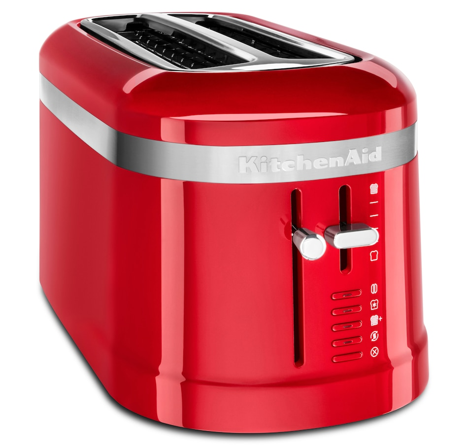 Image 554363_EMRD.jpg , Product 554-363 / Price $149.99 , KitchenAid Design Collection - 4 Slice Long Slot Toaster from KitchenAid on TSC.ca's Kitchen department