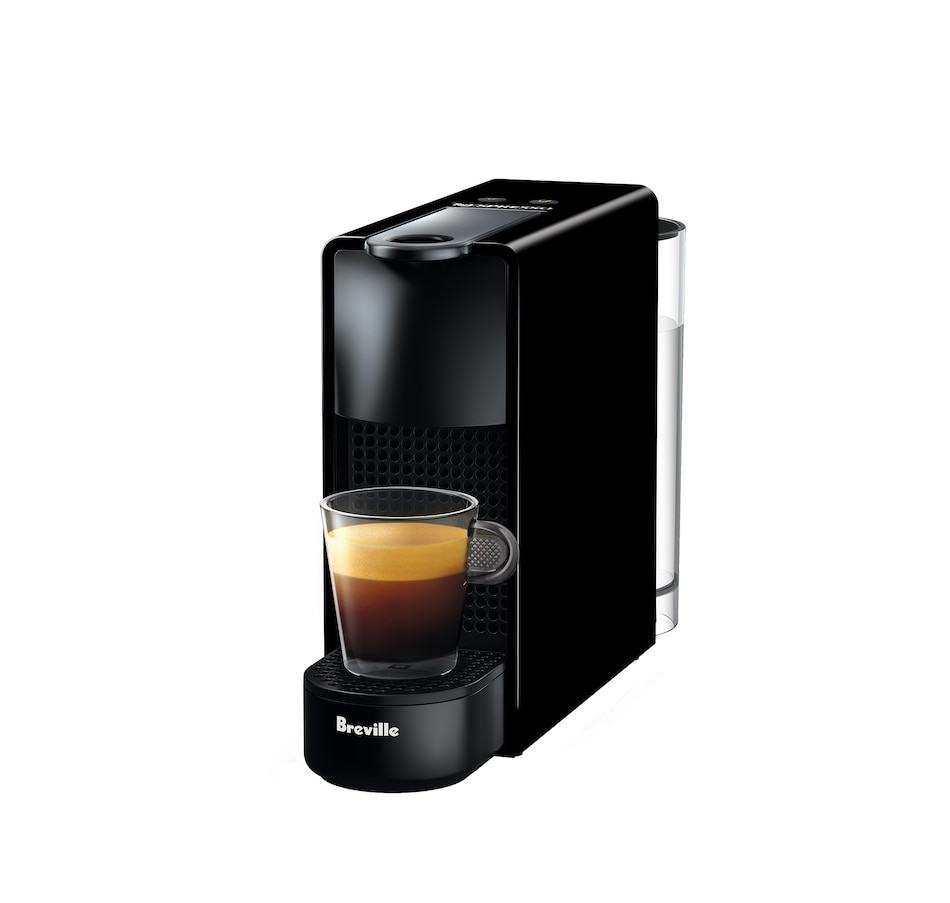Image 554413_BLK.jpg , Product 554-413 / Price $179.99 , Nespresso Essenza Mini Coffee Machine by Breville from Nespresso on TSC.ca's Kitchen department