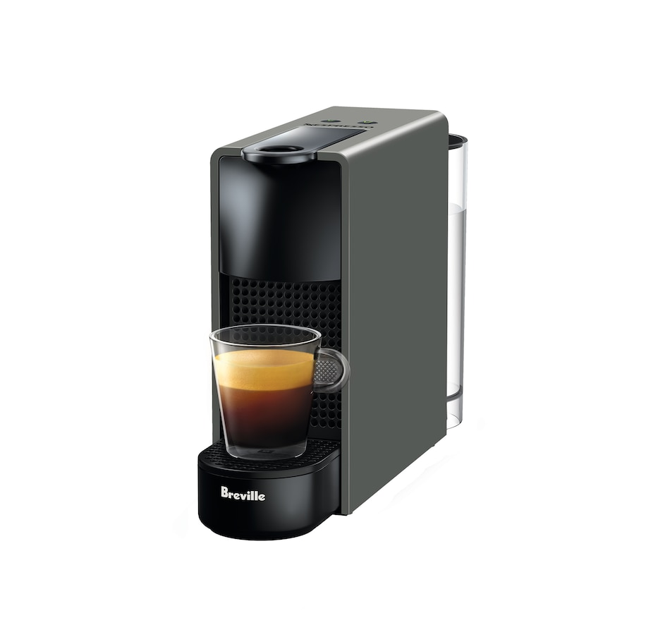 Image 554413_GRY.jpg , Product 554-413 / Price $179.99 , Nespresso Essenza Mini Coffee Machine by Breville from Nespresso on TSC.ca's Kitchen department