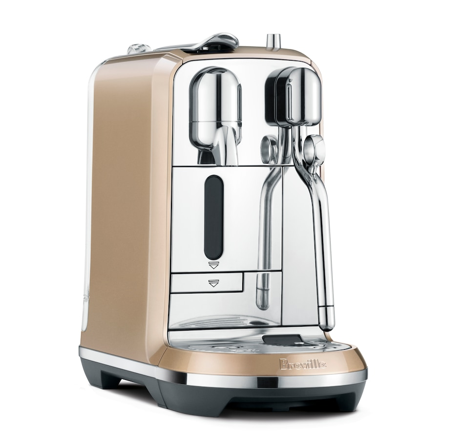 Image 554416_CHM.jpg , Product 554-416 / Price $499.99 , Nespresso Breville Creatista from Nespresso on TSC.ca's Kitchen department
