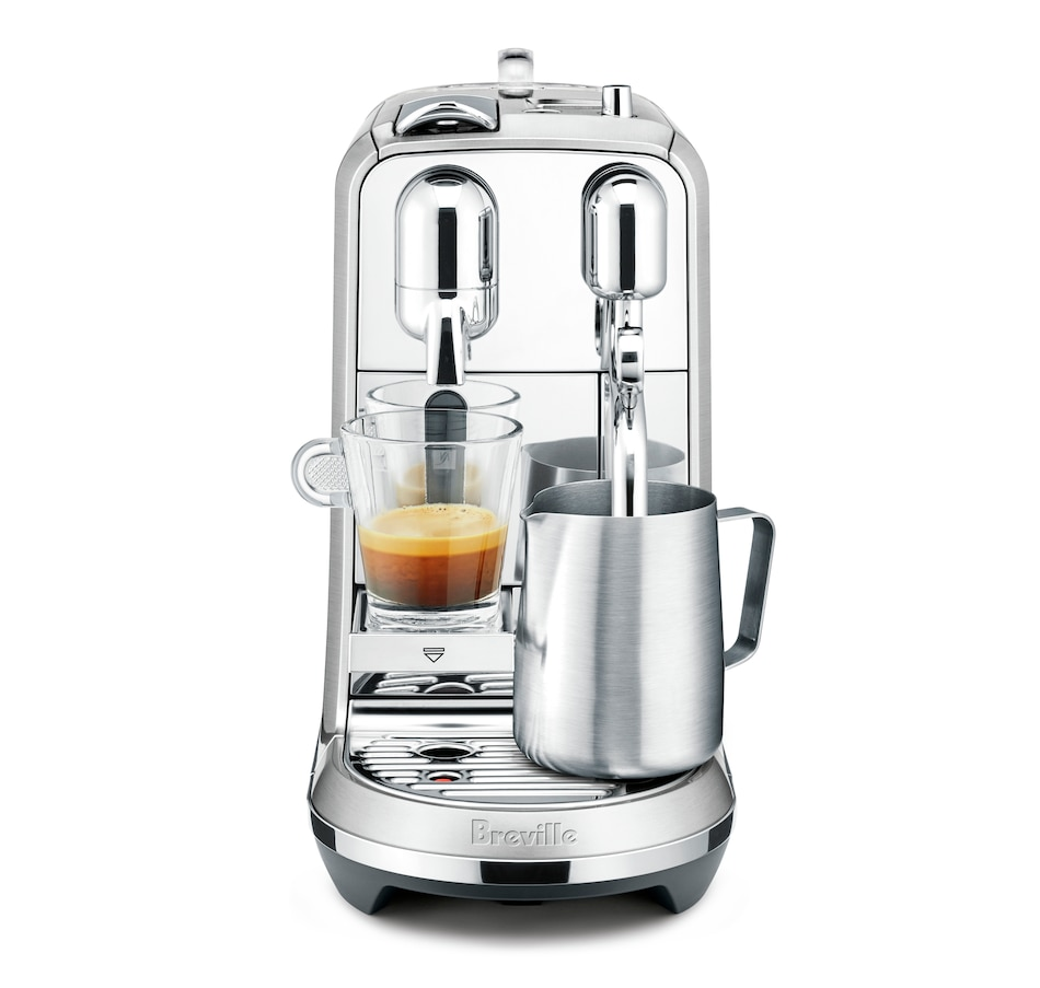 Image 554417.jpg , Product 554-417 / Price $799.95 , Nespresso Breville Creatista Plus from Nespresso on TSC.ca's Kitchen department