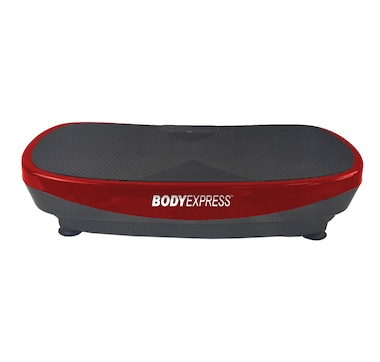 Tony Little Body Express Ultrathin Vibration Platform with Curve Technology