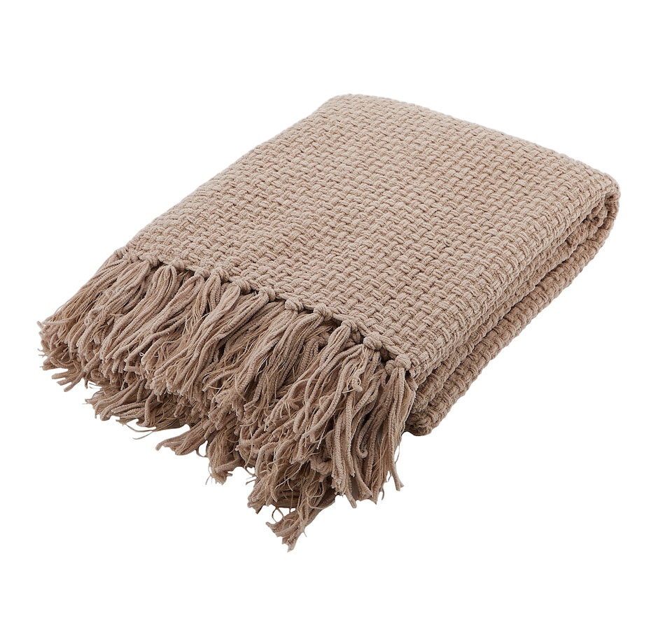 Image 554464_SAN.jpg , Product 554-464 / Price $16.33 , HomeSuite Chenille Throw from HomeSuite Collection on TSC.ca's Home & Garden department