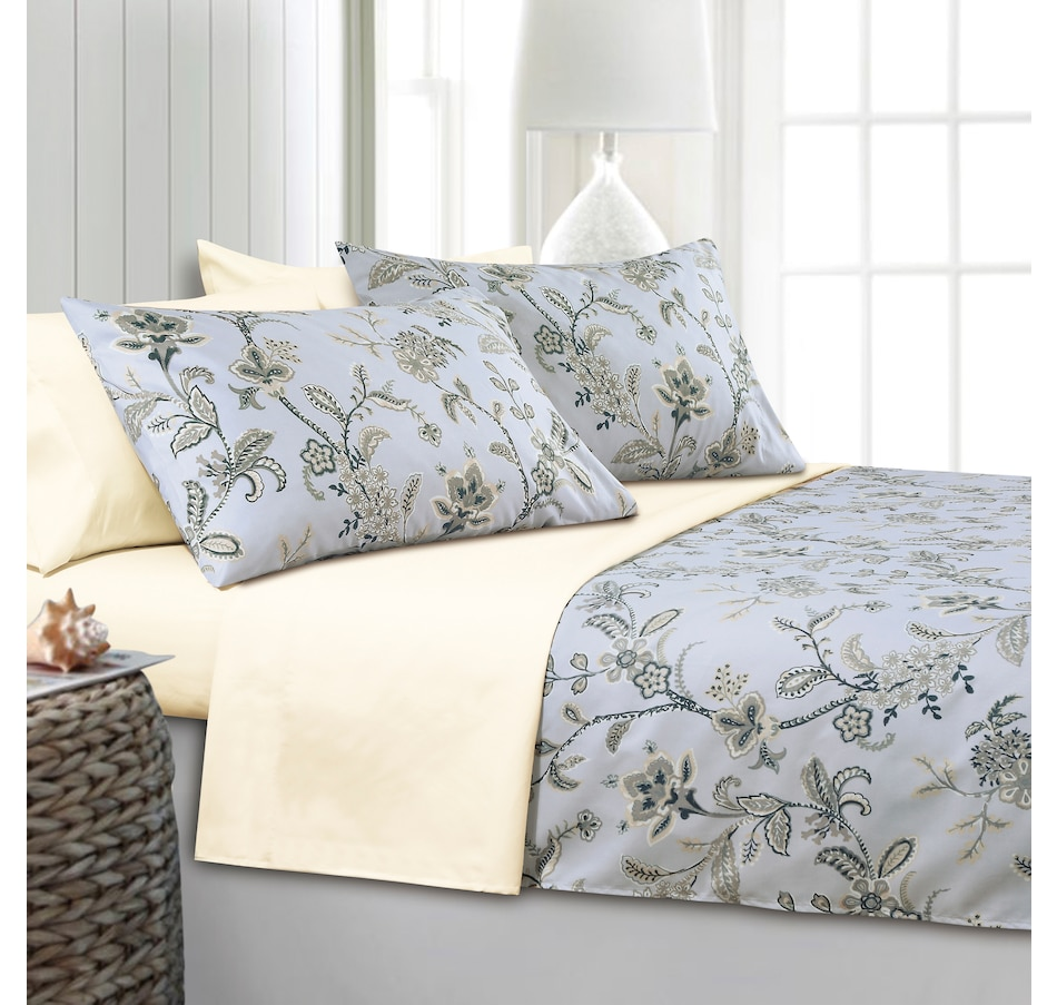 Image 554518_GRY.jpg , Product 554-518 / Price $24.33 , St. Clair 2-Pack Brushed Microfibre Sheet Set from St. Clair Bedding on TSC.ca's Home & Garden department