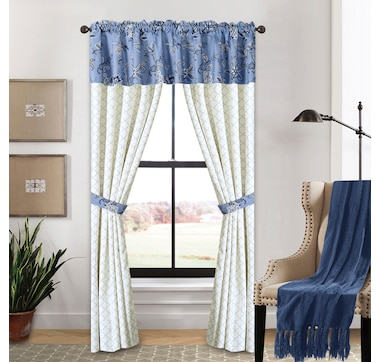 St. Clair 5-Piece Window Set