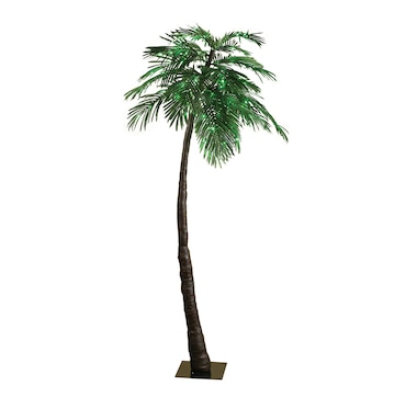 7-ft Lighted Palm Tree