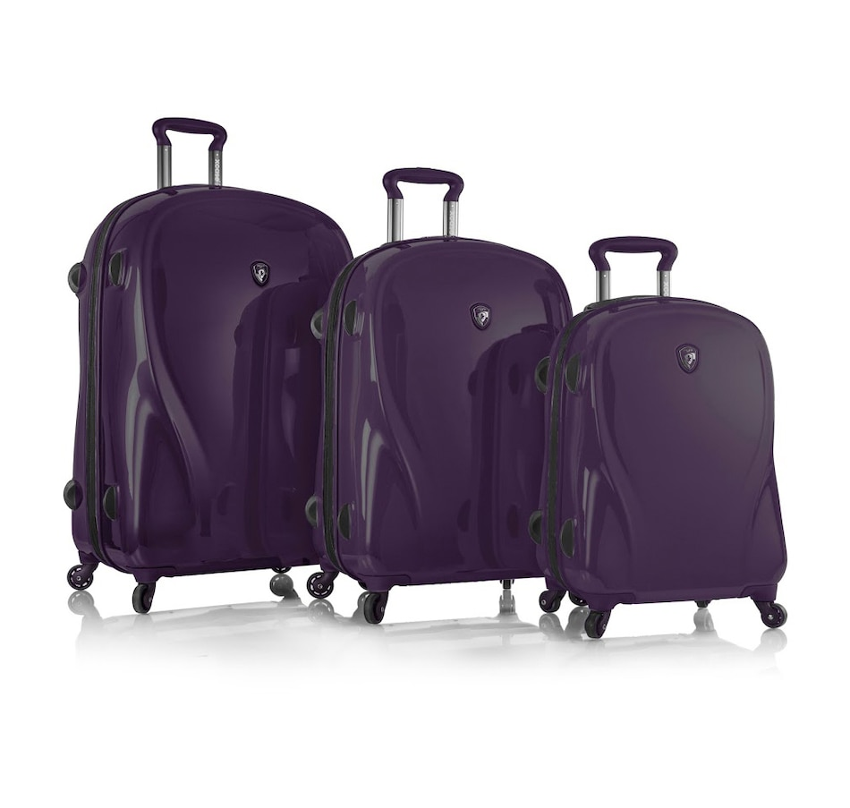 Image 554721_UVL.jpg , Product 554-721 / Price $299.99 , Heys Choice of XCase 2G or Motif 3-Piece Luggage Set from Heys on TSC.ca's Shoes & Handbags department