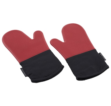 Curtis Stone Silicone Heat-Resistant Oven Mitts