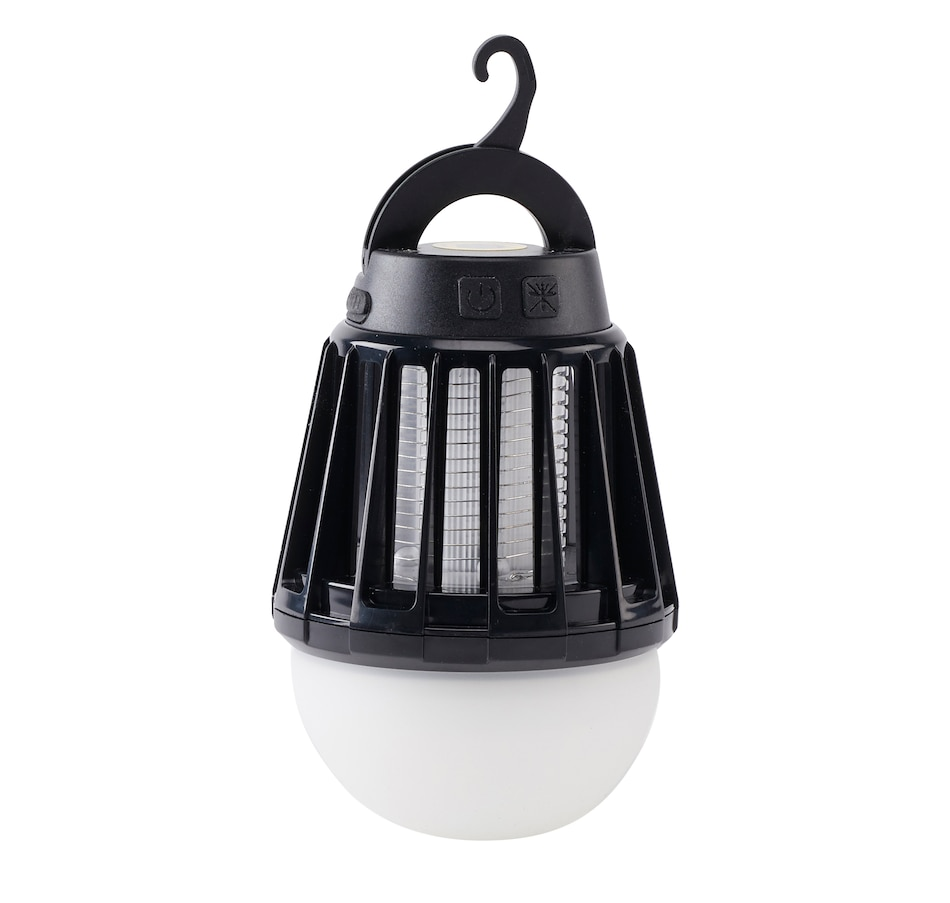 Image 554927_BLK.jpg , Product 554-927 / Price $34.99 , ZapOut Bug Zapper Portable Lantern  on TSC.ca's Home & Garden department