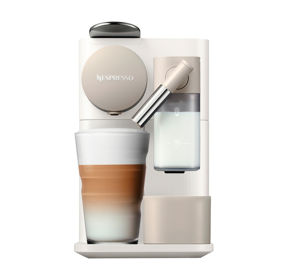 Image 554931_WHT.jpg , Product 554-931 / Price $449.99 , Nespresso Lattissima One Espresso Machine by De'Longhi from DeLonghi on TSC.ca's Kitchen department