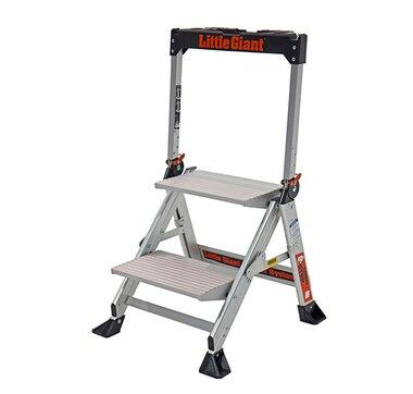 Little Giant Jumbo 2-Step Ladder