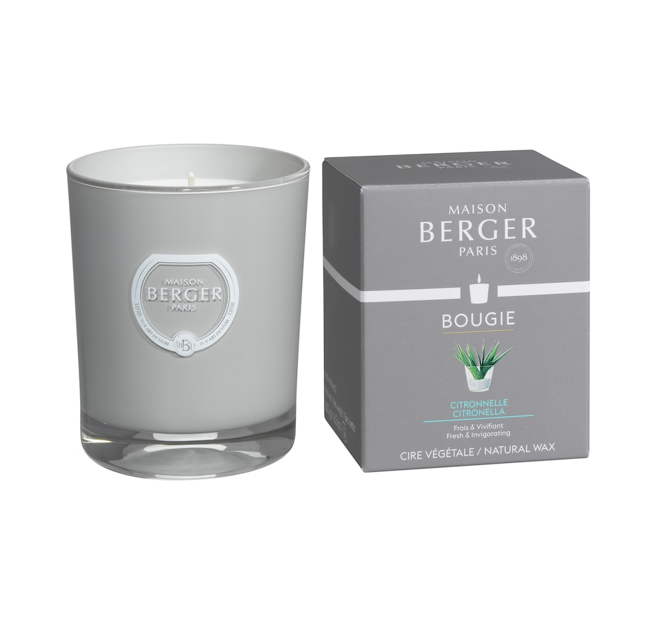 Image 555196.jpg , Product 555-196 / Price $35.95 , Maison Berger Paris Summer Night Candle from Maison Berger on TSC.ca's Home & Garden department