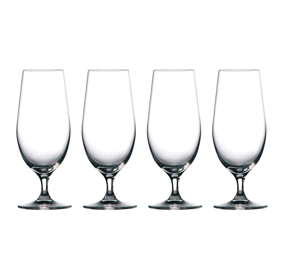 Image 555217.jpg , Product 555-217 / Price $72.00 , Marquis by Waterford Moments Beer Glasses from House of Waterford on TSC.ca's Kitchen department