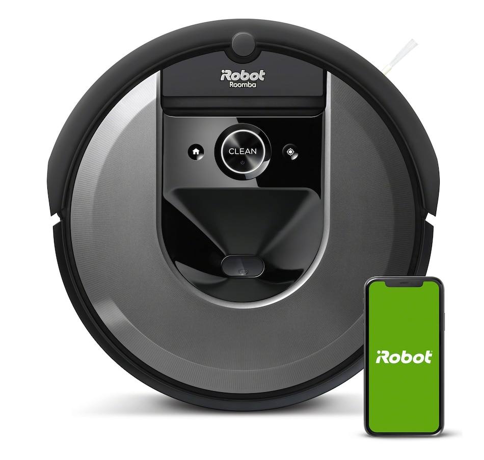 Image 555348.jpg , Product 555-348 / Price $899.99 , iRobot Roomba i7 (7150) Wi-Fi Connected Robot Vacuum from iRobot on TSC.ca's Home & Garden department