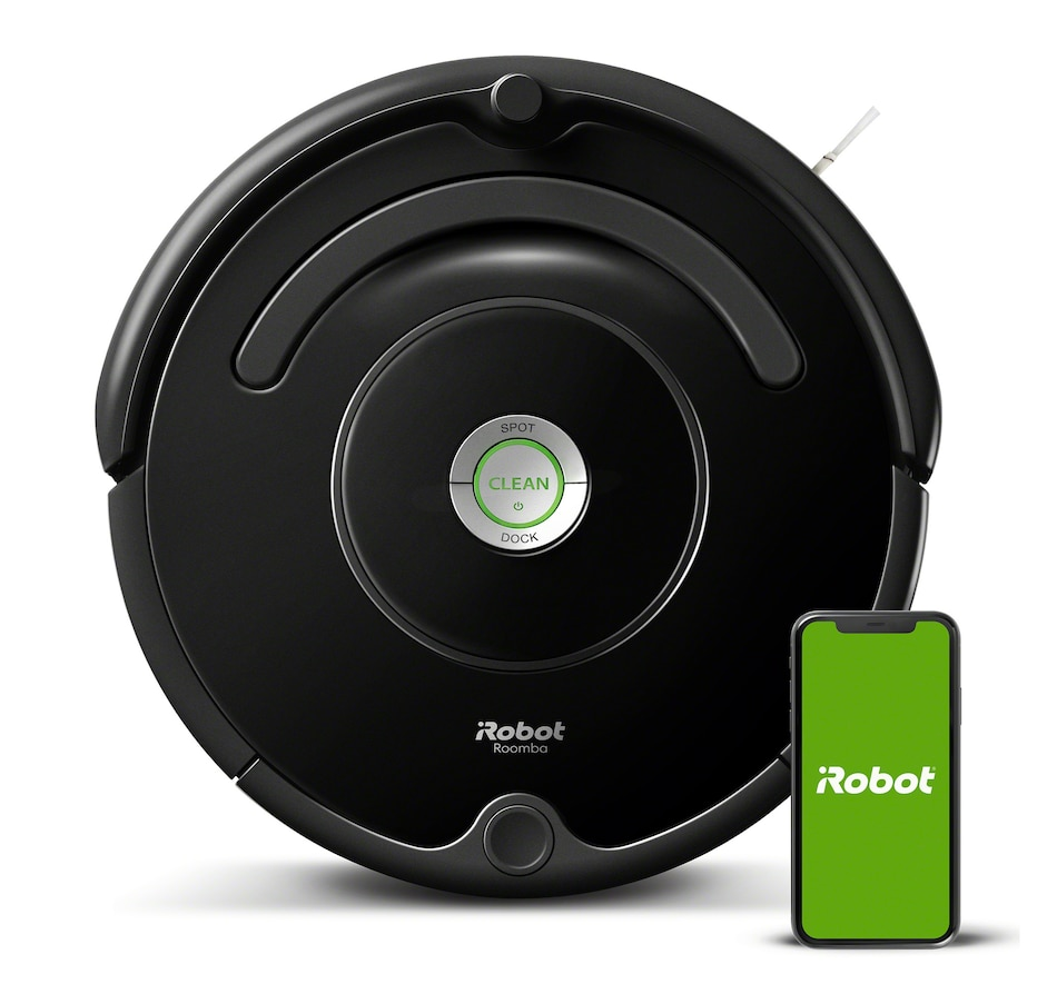 Image 555350.jpg , Product 555-350 / Price $399.99 , iRobot Roomba 675 Wi-Fi Connected Robot Vacuum from Roomba Series on TSC.ca's Home & Garden department