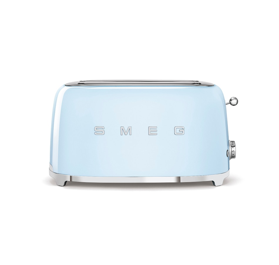 Image 555377_PASBE.jpg , Product 555-377 / Price $299.95 , SMEG 4-Slice Long-Slot Toaster from Smeg on TSC.ca's Kitchen department