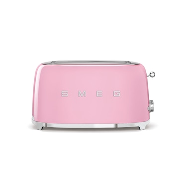 SMEG 4-Slice Long-Slot Toaster