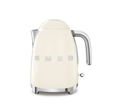 SMEG Electric Fixed Temp Kettle with 3D Logo