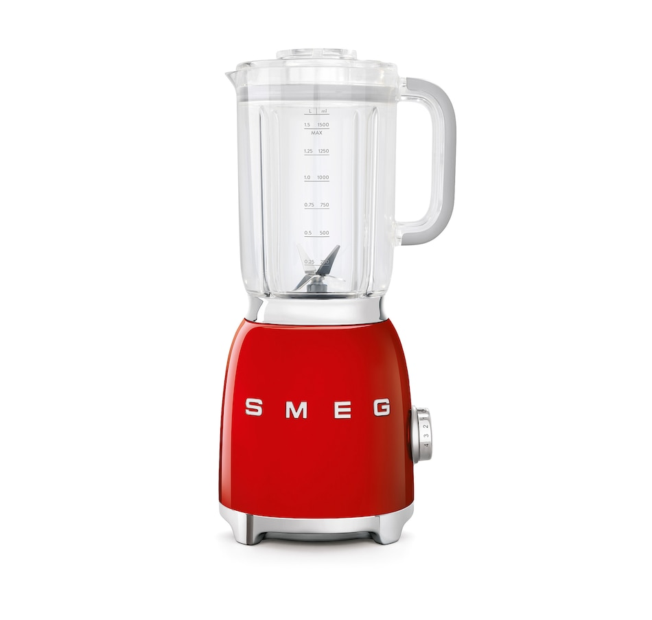 Image 555384_RED.jpg , Product 555-384 / Price $279.96 , SMEG '50s Retro Style Blender from Smeg on TSC.ca's Kitchen department