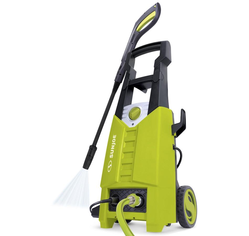 Image 555551.jpg , Product 555-551 / Price $159.99 , Sun Joe 1900 PSI Electric Pressure Washer from Sun Joe on TSC.ca's Home & Garden department