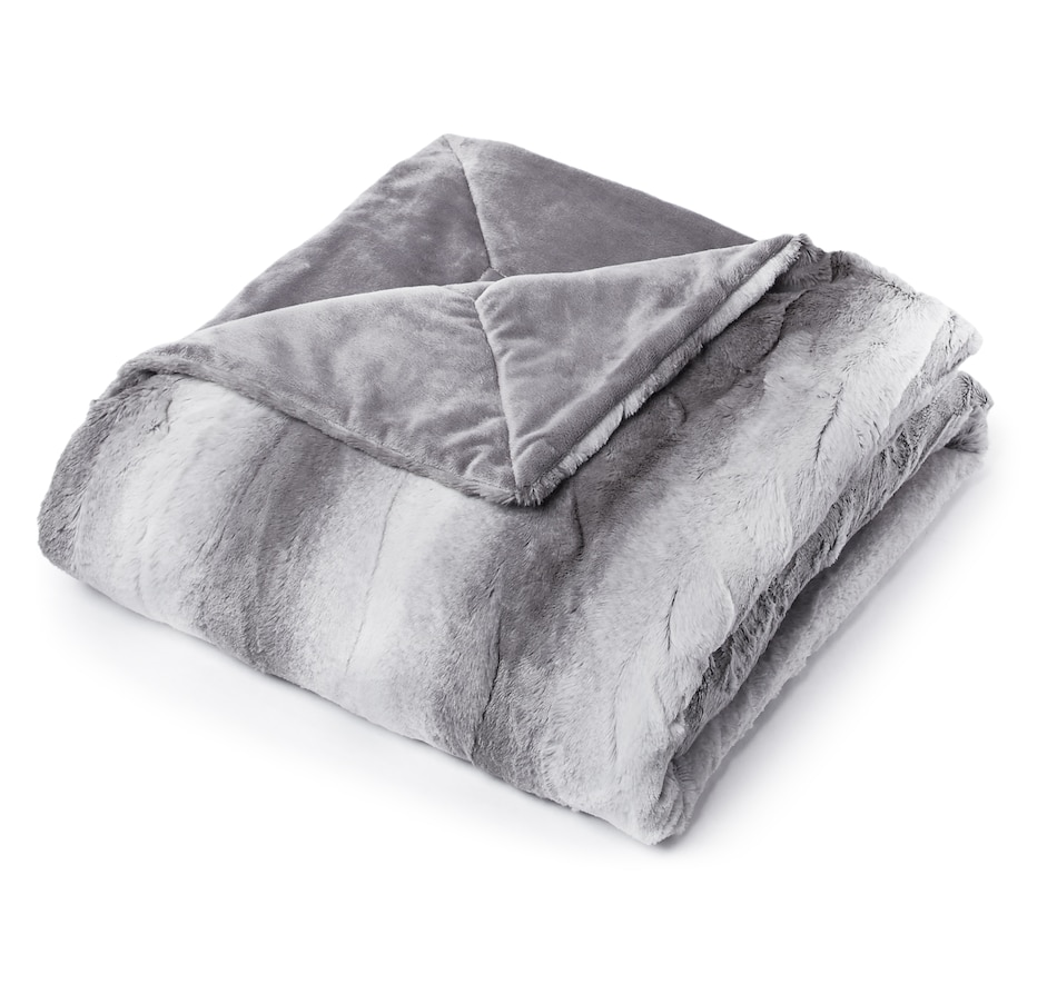 Image 556721_CLL.jpg , Product 556-721 / Price $130.00 , Guillaume Luxe Faux-Fur Extra-Large Throw from Guillaume on TSC.ca's Home & Garden department