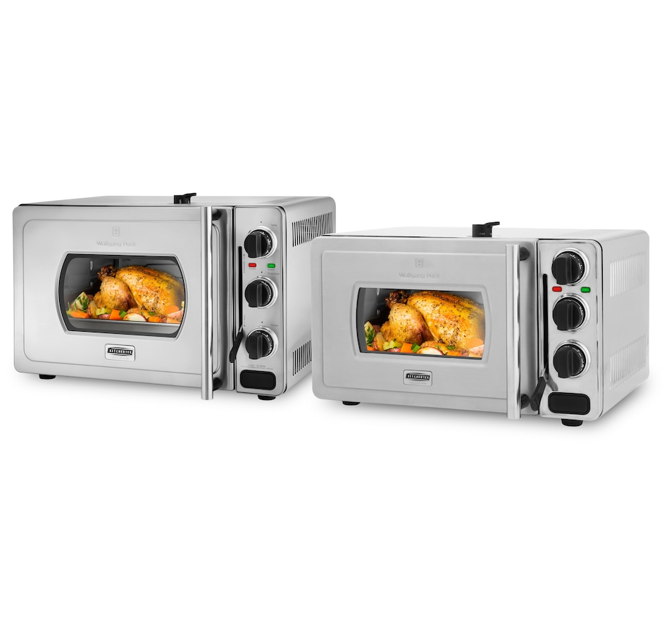 wolfgang puck pressure oven buy wolfgang puck choice of 29l or 22l pressure oven 31353