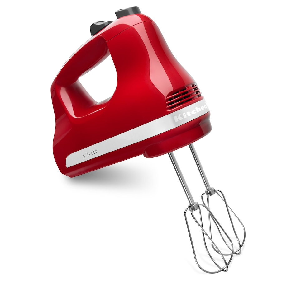 Image 560224_EMRD.jpg , Product 560-224 / Price $89.99 , KitchenAid 5-Speed Ultra Power Hand Mixer from KitchenAid on TSC.ca's Kitchen department