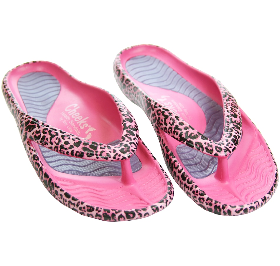 ebdb3905e0c32 Buy Tony Little Cheeks Printed Health Sandal with Gel Footbed ...