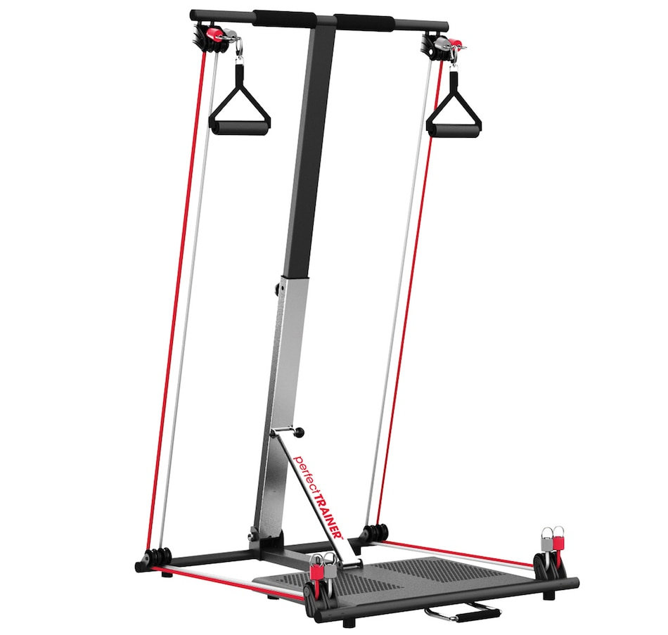 Image 560609.jpg , Product 560-609 / Price $299.99 , Tony Little PerfectTrainer with Resistance Bar from Tony Little on TSC.ca's Health & Fitness department