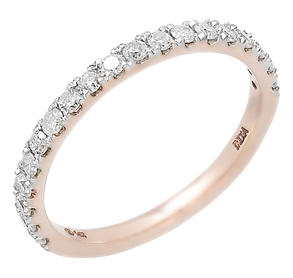 Image 560791_RG1CT.jpg , Product 560-791 / Price $999.99 - $2,399.99 , 14K Gold Diamond 3/4 Anniversary Ring from Diamond Show on TSC.ca's Jewellery department