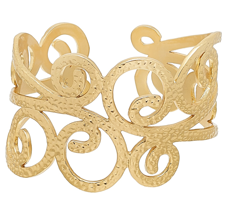 Image 560853.jpg , Product 560-853 / Price $125.00 , Stephanie Kantis Swag Cuff from Stephanie Kantis on TSC.ca's Jewellery department