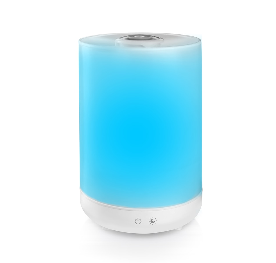 Image 560973.jpg , Product 560-973 / Price $69.95 , Bell + Howell Top Fill Colour-Changing Humidifier from Bell + Howell on TSC.ca's Home & Garden department
