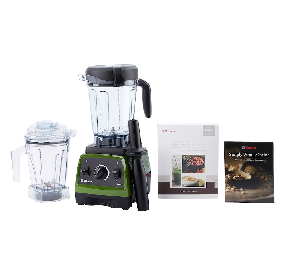 Image 560977_LEMGR.jpg , Product 560-977 / Price $579.95 , Vitamix 7500 Blender with 48 oz. Dry Grains Container from Vitamix on TSC.ca's Kitchen department