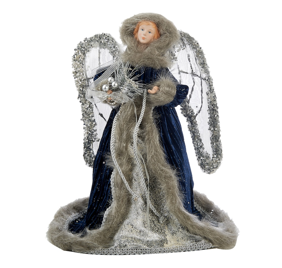 Image 560993_ANG.jpg , Product 560-993 / Price $30.00 - $40.00 , Holiday Memories Winter Solstice Figurine from Holiday Memories on TSC.ca's Home & Garden department