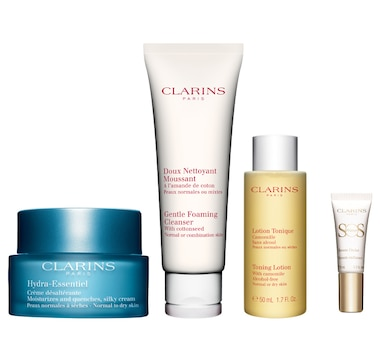 Clarins Beautiful As You Are 4-Piece Bundle