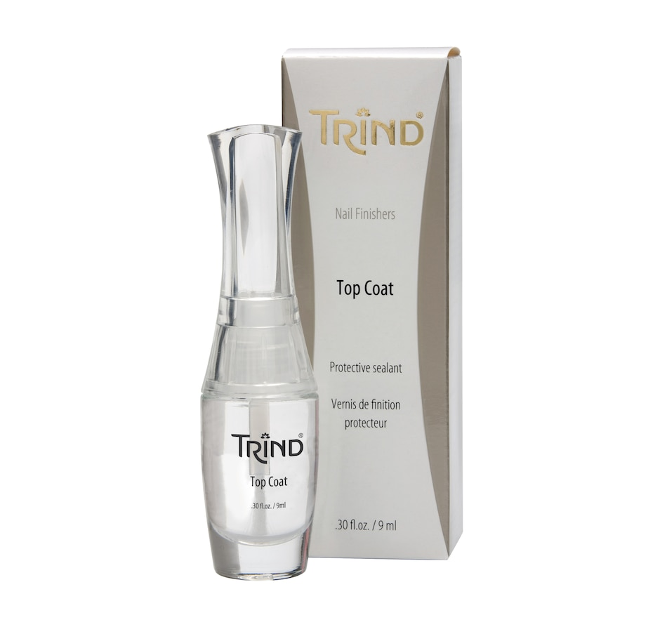 Image 592531.jpg , Product 592-531 / Price $11.00 , Trind 7-Day Top Coat - Protect Your Polish from Trind Nail Care on TSC.ca's Nail Polish department