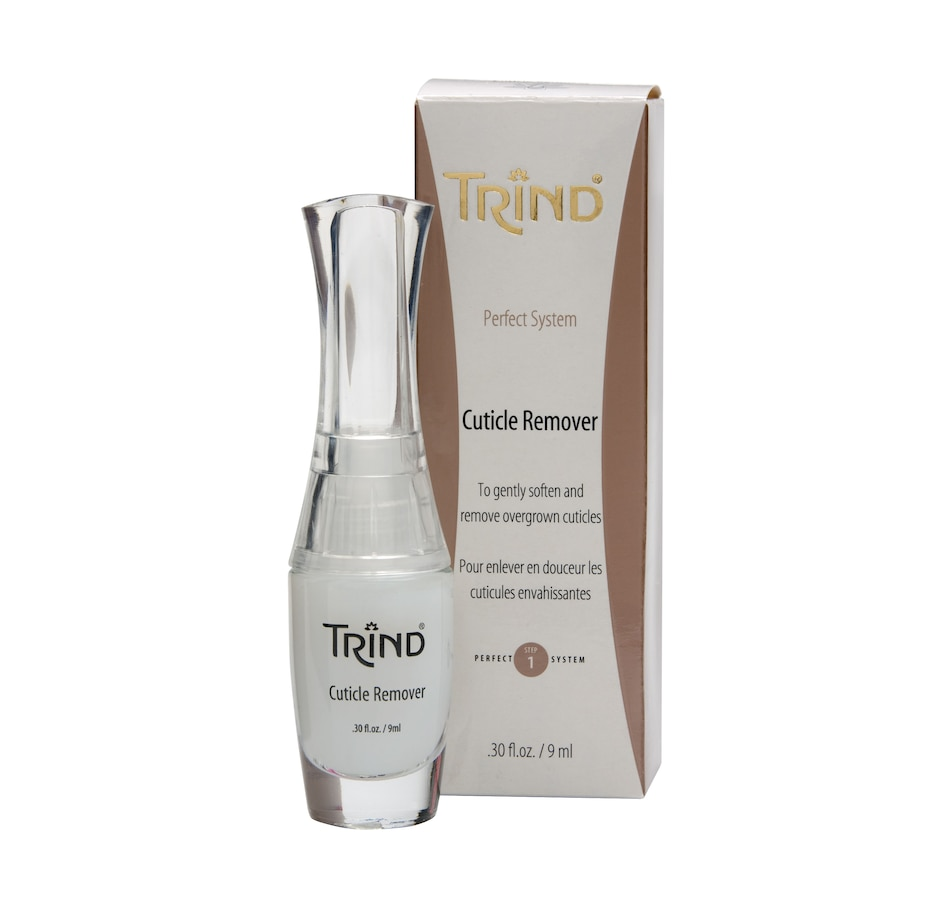 Image 592537.jpg , Product 592-537 / Price $12.00 , Trind Extra Mild Cuticle Remover - Non-Acidic from Trind Nail Care on TSC.ca's Beauty department