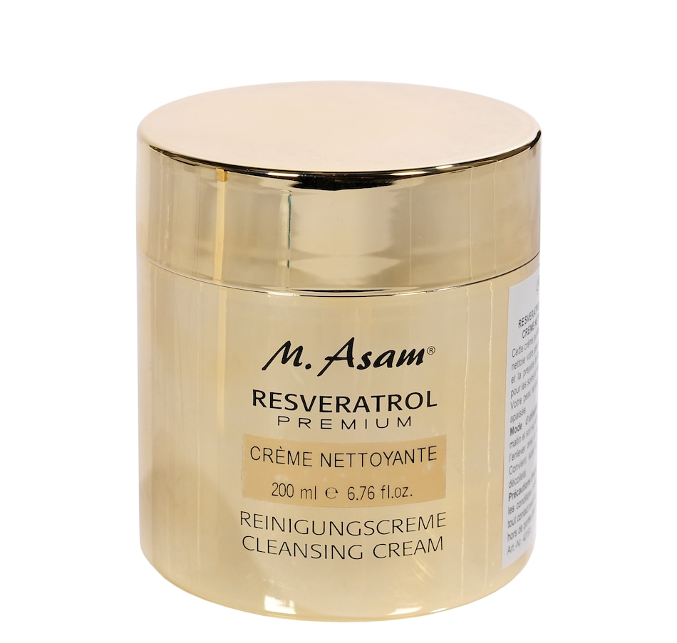 Image 593822.jpg , Product 593-822 / Price $31.99 , M. Asam Resveratrol Cleansing Cream from M. Asam on TSC.ca's Beauty department