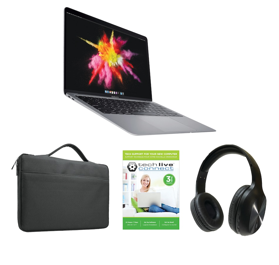 """Image 600951_GYB.jpg , Product 600-951 / Price $1,739.99 , Apple New MacBook Air 13.3"""" with Touch ID 256GB Bundle from Apple on TSC.ca's Electronics department"""