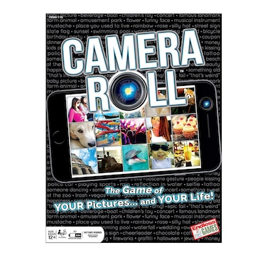 Endless Games Camera Roll - The Game of Your Pictures and Your Life