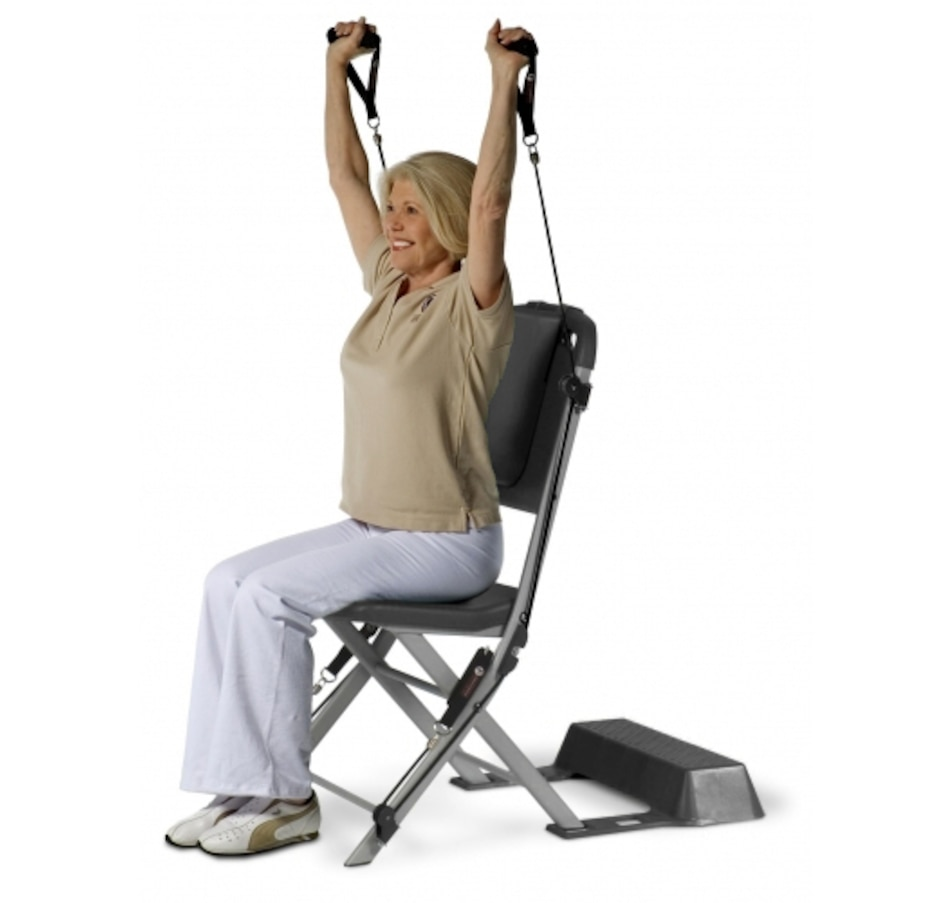 Image 603098.jpg , Product 603-098 / Price $249.99 , Wheels of Fitness Resistance Chair from Wheels Of Fitness on TSC.ca's Health & Fitness department