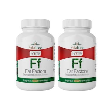 VitaTree Forte Fat Factors - 60 Day Supply