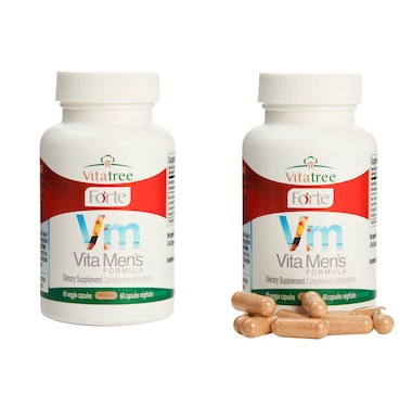 VitaTree Forte VitaMen's Formula